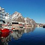 Photo of Lofoten Island