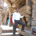 beautiful architecture of step well