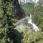 Photo de Mist Trail