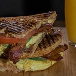 Market Power Breakfast Sandwich