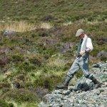 Andy Malcolm - Glenesk Wildlife Tour Guide and Gamekeeper. Photographer Michael Huggan