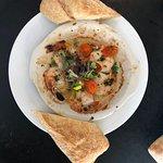 Shrimp Scampi Appetizer
