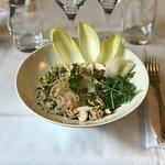 Une salade de saison (hiver), un choix végétarien et détox idéal !