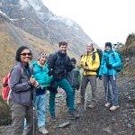 Our Dear Waykis in the trek!