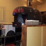 Forno della pizzeria
