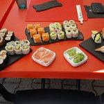 Préparation de vos Maki Sushi à la commande