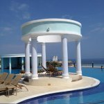 Iberostar Rose Hall Suites Pool Bar and Beach