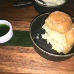 Funky Blue-Green sauce