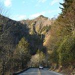 Valokuva: Newfound Gap Road