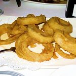 Frech fried onion rings