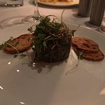 Steak Tartare - For me the best thing on the menu!