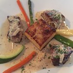 Veal Medallions & Dauphinois