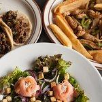 Amplio menú con ofertas para los diferentes gustos