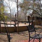 Boma im Tydon Bush Camp