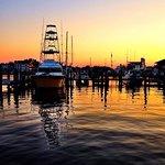 Dock Bar Sunset