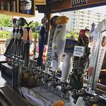Over 25 Craft Beers On Tap!