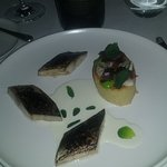 Mackerel, eel and oyster