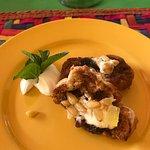 Caipirotada (bread pudding)