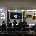our cubs and scouts enjoins a video / talk