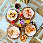 "Breakfast at Restaurant ""AI MAMITA"" by Villa Coco"