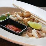 Saigon Street Style Calamari