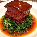 Bourbon Braised Porkbelly