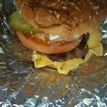 Cheeseburger All The Way