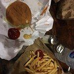 Foto de burger joint