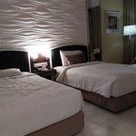 kamar double bed