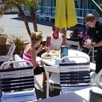 Foto de Spray Beach Hotel