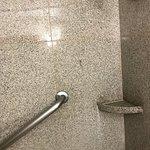 nasty shower