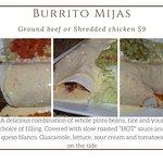 Thursday: Burrito Mijas