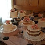 Cake Table....