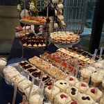 Dessert Display Catering Mansfield Reformatory