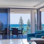 Two Bedroom Ocean View Apartment