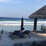 Спасибо большое всем сотрудникам Naladhu Private Island Maldives за тёплый приём! Это удивительн