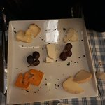 """""""planche"""" de charcuterie et """"planche"""" de fromage.."""