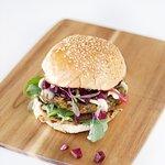TDG'S Chickpea & Quinoa Burger