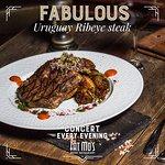 Uruguay Ribeye Steak