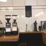 Market Lane Coffee resmi