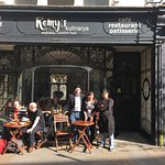 Remy's Kulinarya, St Leonards on Sea, for good mood food!