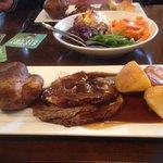 sunday roast - beef