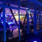Photo of blu bar and grill