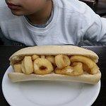 panino con calamari