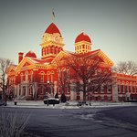 Grand Old Lady (The Lake County Courthouse)照片