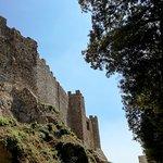 Montsoriu Castle, Catalonia, Spain