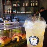 Italian Soda with Passion Fruit.....  70THB
