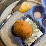The lickfold scotch egg