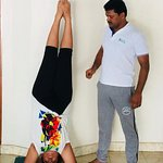Cyril Yoga India