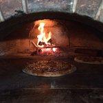 Wood burning oven!
